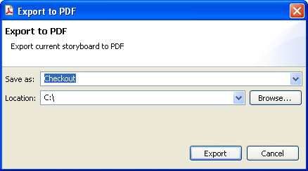 export html to pdf php