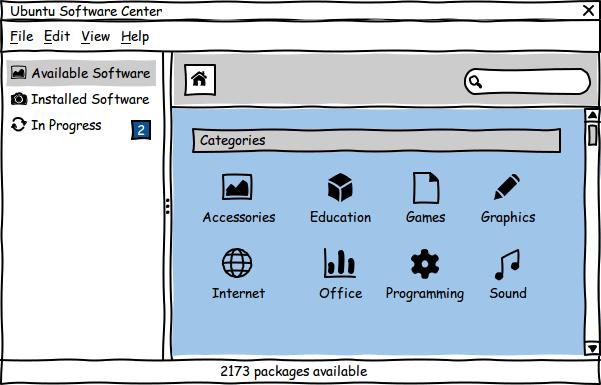 Sample Mockups - WireframeSketcher